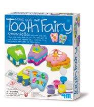 Make your own Tooth Fairy keepsake box