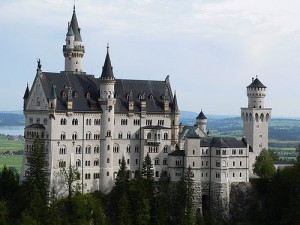 The Tooth Fairy castle